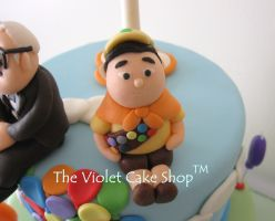 Caisan Riley's Up Cake - Russell - wm TVCS