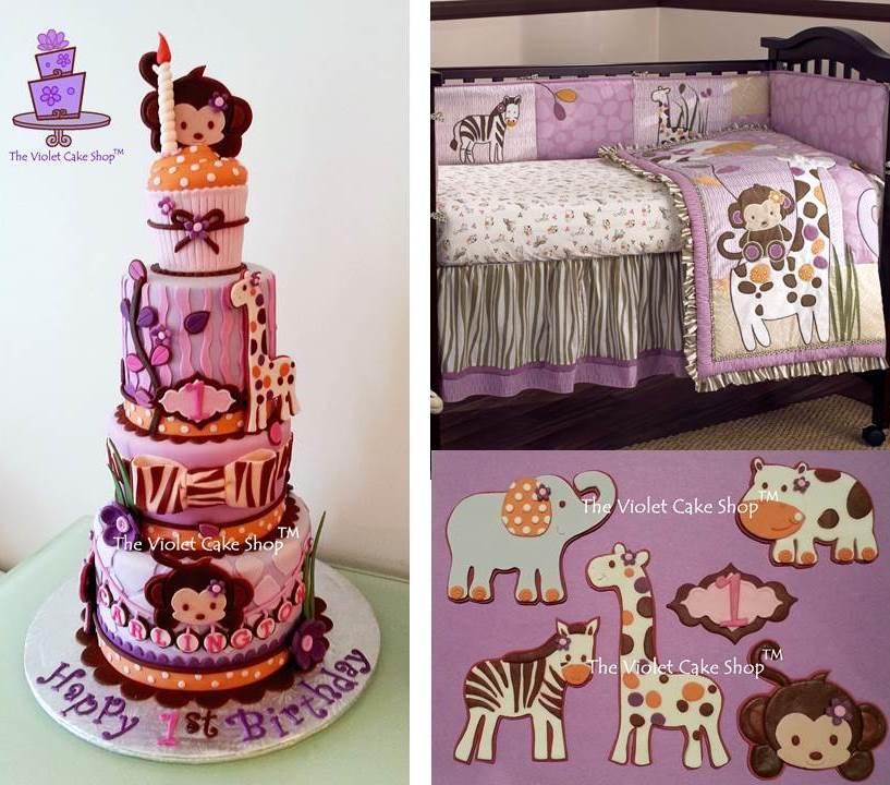 CoCaLo Jacana Crib Bedding Set