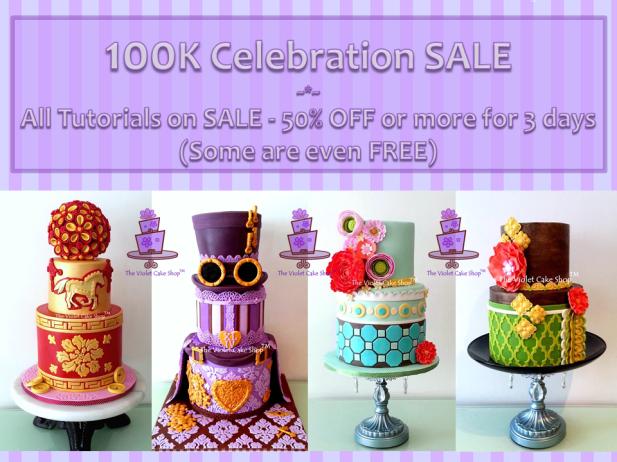FB 100K Milestone - 09-17-14 - Sale Promo