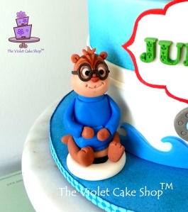 Julian's Alvin & The Chipmunks Chipwrecked 4th B-Day - Simon - twmpm