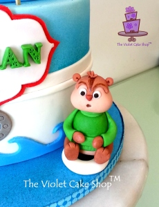 Julian's Alvin & The Chipmunks Chipwrecked 4th B-Day - Theodore - twmpm