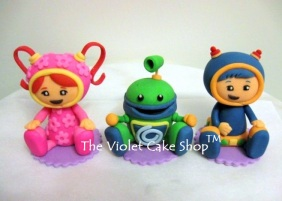Naomi's Team Umizoomi - figures - wm TVCS