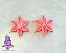 Modern Deco Flower - 15 & 16 - wm