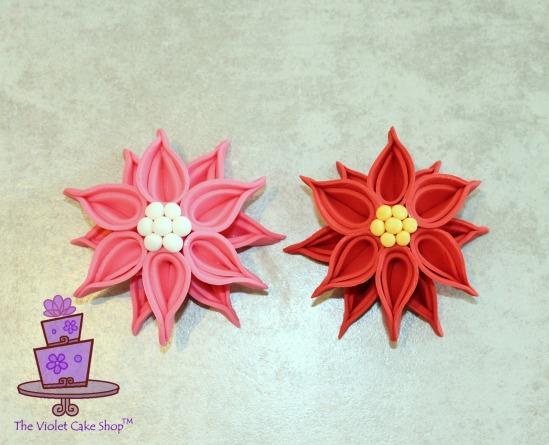 Modern Deco Flower - side by side - wm