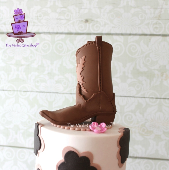 Emily's 19th Western Cowgirl Theme - boot side - wm TVCS - twmpm