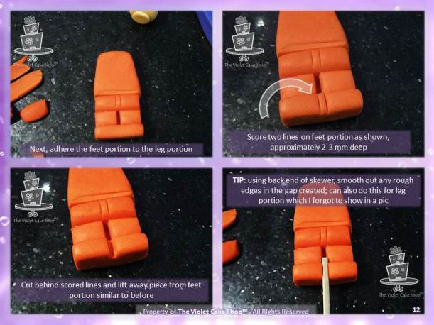 3D Lego Figure Tutorial - 12