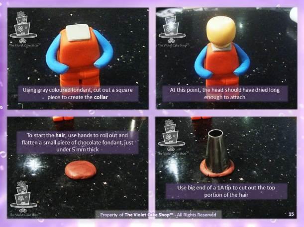 3D Lego Figure Tutorial - 15