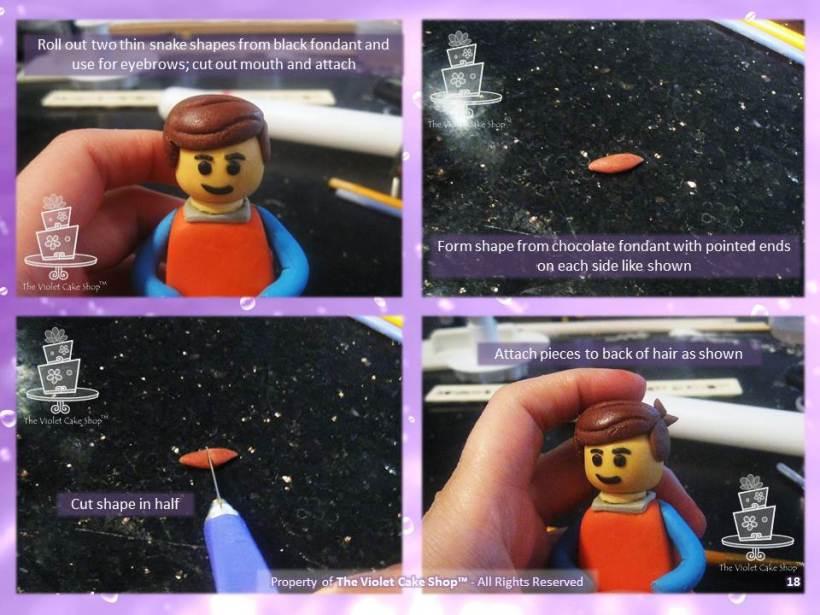 3D Lego Figure Tutorial - 18
