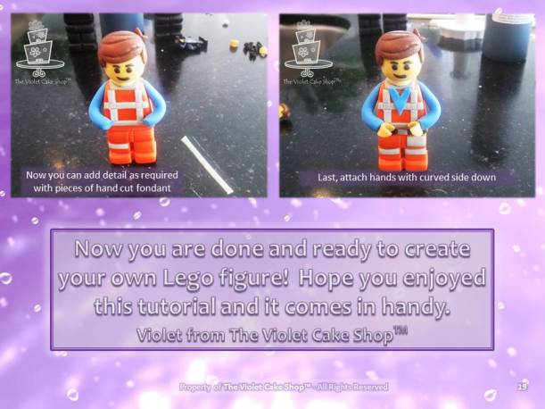 3D Lego Figure Tutorial - 19