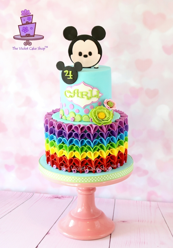 Carlington's 4th - Tsum Tsum Mickey Rainbow Ruffles - IMG_6247 - ii - watermark.jpg