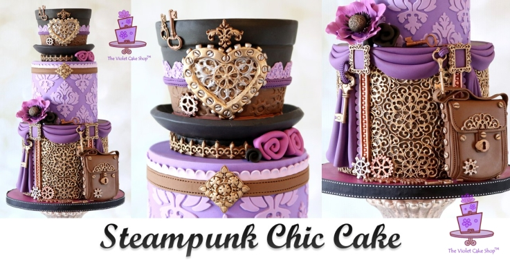 Steampunk Chic Blog Title